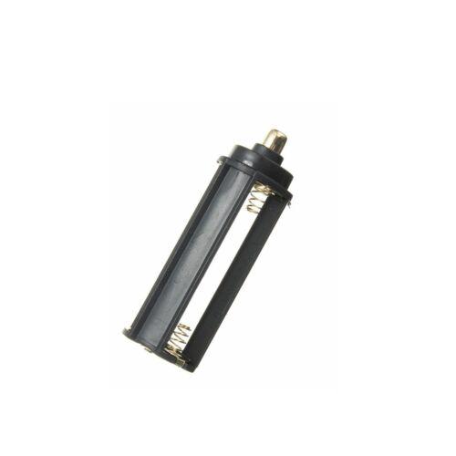 Hot 3x AAA Batterie Kunststoffhalter Box Fall Zylindrischen Typ Für 18650UWA Rhn