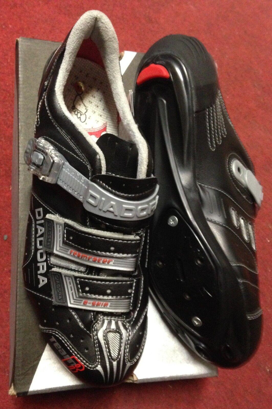 shoes bici corsa Diadora Team Racer Magnum 38-45 road bike shoes