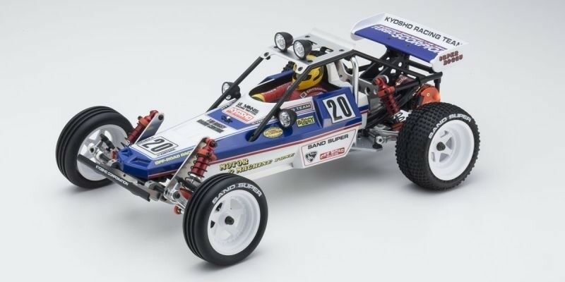KYOSHO SCORPION Turbo 1 10 2wd KIT  Legendary series  - 30616
