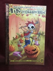 I-Luv-Halloween-Vol-1-Paperback-Keith-Giffen-Benjamin-Roman-Tokyopop-Manga