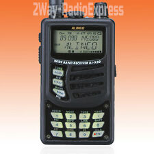 ALINCO DJ-X30  Receiver Scanner 0.1-1300MHz CONTINUOUS!! AM,FM,WFM Modes!