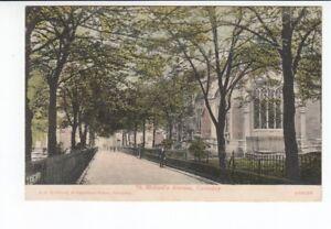 Postcard-St-Michael-039-s-Avenue-Coventry