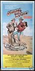 SMOKEY AND THE BANDIT RIDE AGAIN Original Daybill Movie Poster Burt Reynolds