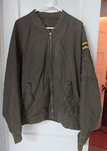 783db893781 Image is loading American-Eagle-Outfitters-AEO-Olive-Military-Bomber-army-