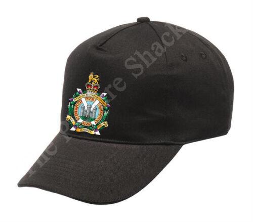 Kings Own Scottish Infanterie insigne de Imprimé sur un cap Choix de 4 couleurs