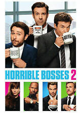 HORRIBLE BOSSES 2 / (AC3 DO...-HORRIBLE BOSSES 2 / (AC3 DOL ECOA MCSH)  DVD NEW