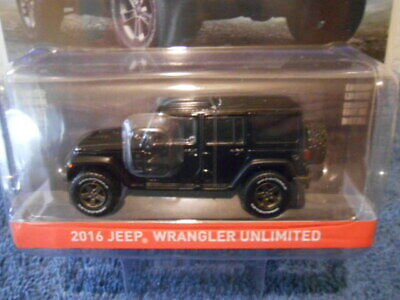 Greenlight 2016 Jeep Wrangler unlimited 70th anniversary