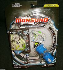 1 Mini Figure 1 Core 1 card Monsuno Lock #39 Core-Tech Elemental Edition Inc