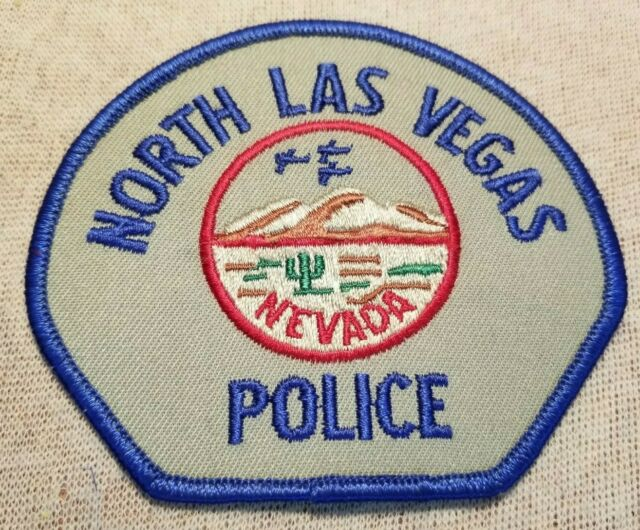 NEVADA HIGHWAY PATROL LAS VEGAS POLICE SGT JENKINS EOW TRIBUTE PATCH TBL RARE