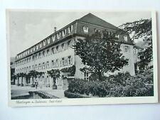 Ansichtskarte Überlingen a. Bodensee Bad-Hotel 1958