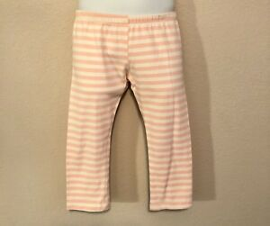 2f2ea5f1c52b4d Image is loading PERSNICKETY-Girls-Cropped-Pink-Off-White-Striped-Layering-