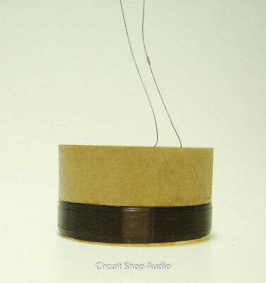 "16 Ohm Speaker Part VC37 Vintage 1 1//2/"" Speaker Voice Coil 1.531/"""