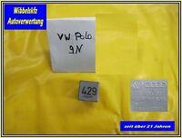VW Polo 9n,                     Relais,1J0 906 381,