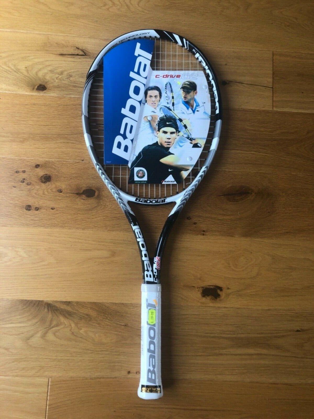 Babolat C-drive 102 Raqueta De Tenis Grip 2. nuevo en embalaje.