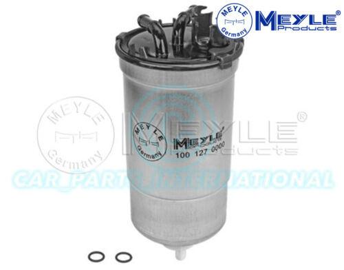 Meyle Filtre à carburant filtre en ligne 100 127 0000