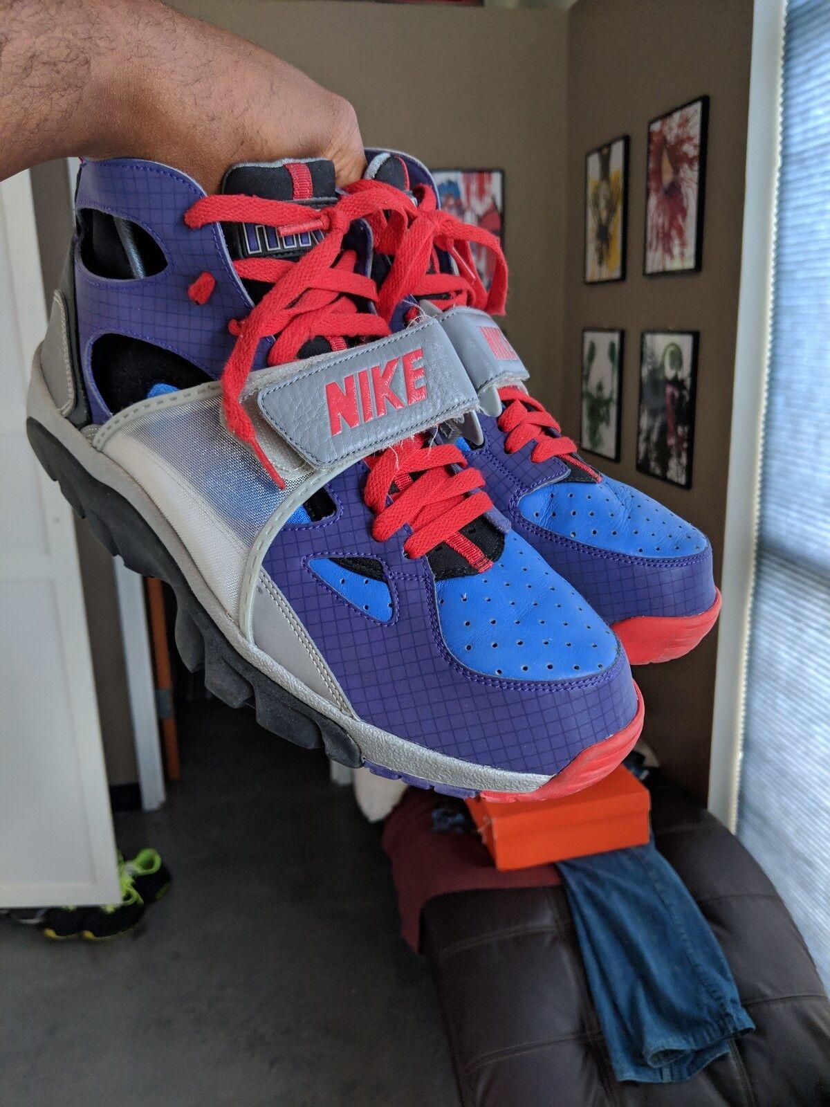 Nike x Transformers Megatron Air Trainer Huarache Premium Mens Size 12
