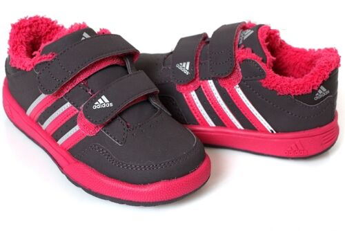 G61916 baby infant kids shoes New Adidas toddler shoes LK TRAINER 4 W CF I