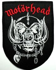Hawkwind Embroidered patch Hall of the Mountain Grill Motorhead