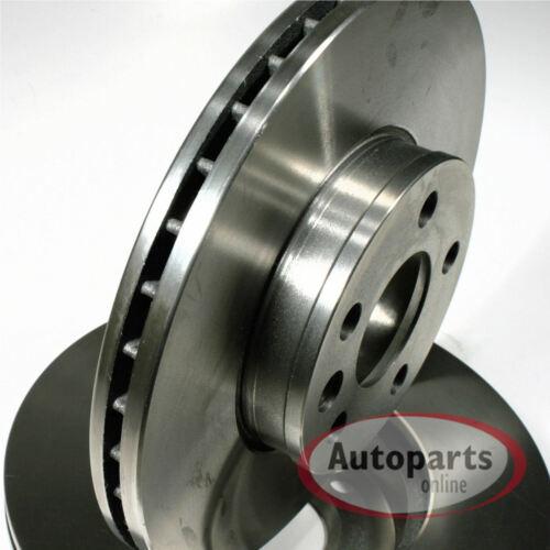 Bremsscheiben Bremsbeläge Bremsen für hinten die Hinterachse 4D Audi A8