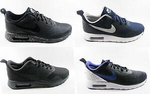 nike air max tavas black metallic pewter
