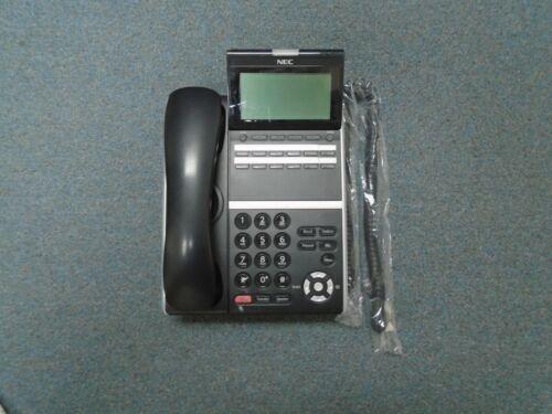 XDG NEC Univerge SV9100 660002 ITZ 12D-3 IZV W-3Y BK 12 Button IP VOIP Phone #B
