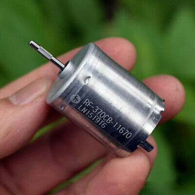 MABUCHI RF-370CB-11670 DC 12V-24V 6000RPM Precious Metal Brush Micro 24mm Motor
