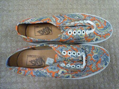auténtico motivo Cachemira Cayenne Zapatos Hombre Vans ngCfqpx