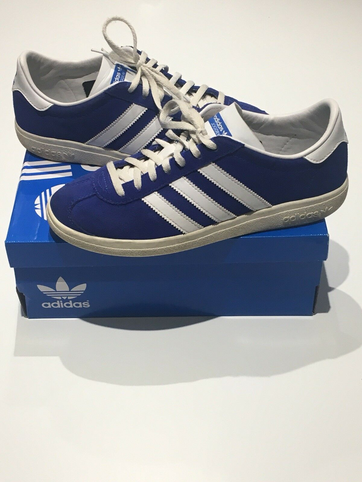 Adidas Jogger SPZL - Size 6.5 - Box, Extra Laces and Leather Tag - Rare shoes