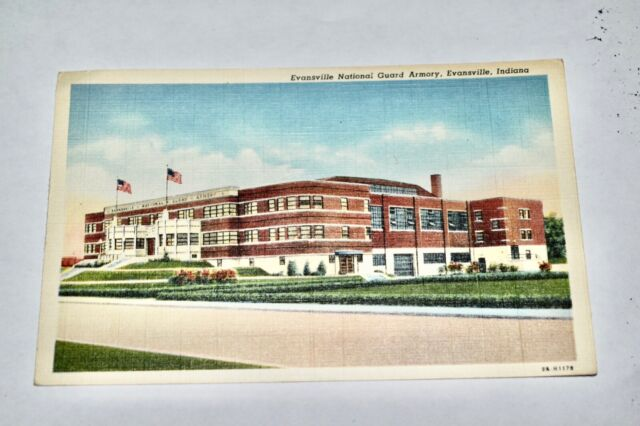 NATIONAL GUARD ARMORY MARION, IN   eBay
