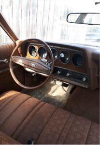 1974 Mercury Montego