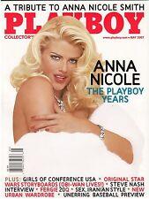 PLAYBOY ANNA NICOLE SMITH THE PLAYBOY YEARS MAY 2007