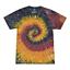 Tie-Dye-Kids-T-Shirts-Youth-Sizes-Unisex-100-Cotton-Colortone-Gildan thumbnail 7