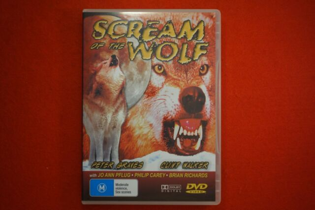 Scream Of The Wolf - DVD - Free Postage!!