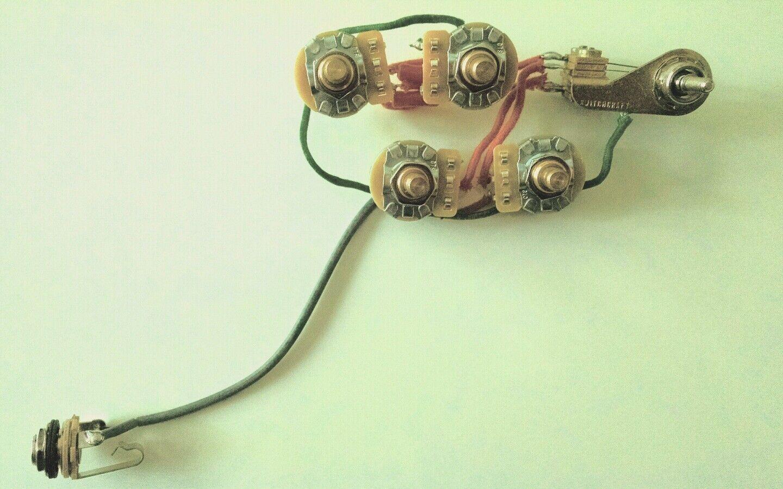 Rickenbacker 4001 3s, 650, 480- Mono Output