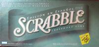 Scrabble Edición En Español Spanish Edition Family Game Crossword Game