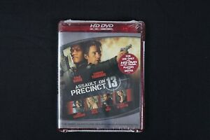 Assault on Precinct 13 (HD DVD, 2006) Only For HD-DVD Players Sealed !