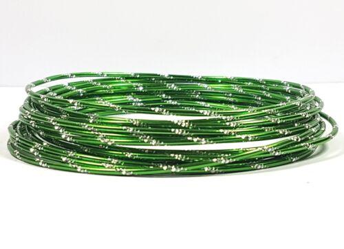 Choix d/'aluminium Bijoux Fil strass effet Wire Findings