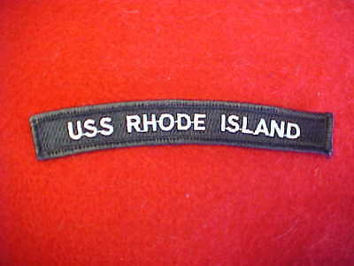 Rocker  Submarine USS Rhode Island SSBN 740 US NAVY UIM