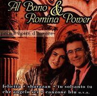 Al Bano & Romina Power Prima notte d'amore (16 tracks, 1982-85/97) [CD]
