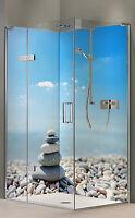 r ckwand dusche duschwand wandbild fliesenersatz. Black Bedroom Furniture Sets. Home Design Ideas