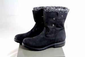 Stiefelette Y15 Details Stiefel Warm Otto Damen Boot Gr Zu Leder 41 Neu Kern Schwarz Biker vm0wONn8