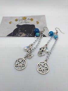 Mermaid Sea Witch Earrings