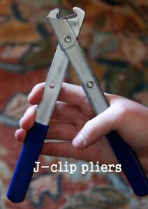 Miller-Cage-J-Clips-1lb-Bag-and-or-Heavy-Duty-Pliers-assemble-repair-Pet-Cages