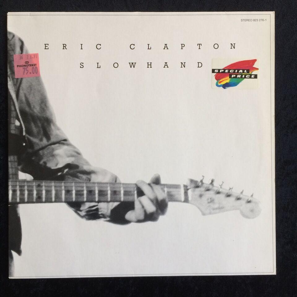 LP, Eric Clapton, Slowhand