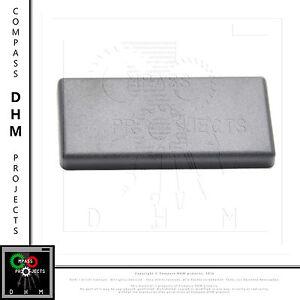 2 x Tappo 40*40 mm per profilo estruso alluminio serie 8 4040 profilato CNC