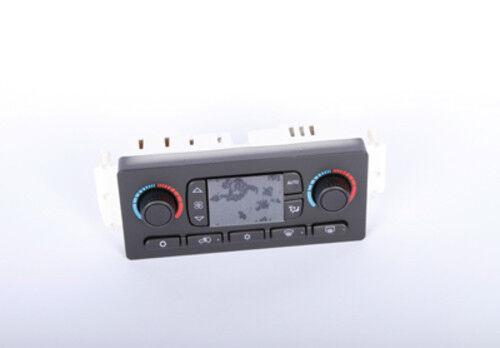 HVAC Control Panel ACDelco GM Original Equipment 15-72956