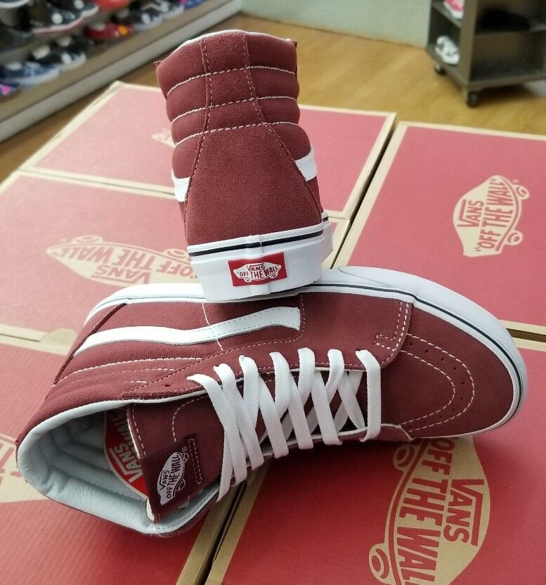 VANS VN0A38GEQ9S SK8-HI APPLE BUTTER/TRUE Weiß VN0A38GEQ9S VANS MEN US SZ 6.5 ( WOMEN 8 ) 5dfe2f