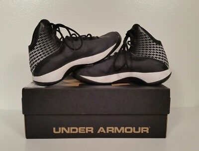 ab0a8f92 UNDER ARMOUR Men's MICRO G Torch 3 CLUTCH FIT Basketball Shoes SZ 8 WITH  BOX! | eBay