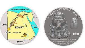 NEWEST-Coin-Medal-Libyan-Desert-Glass