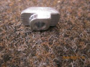 Hammermuttern für T-Nut Aluprofile Nut 6 M4 kompatibel mit Bosch